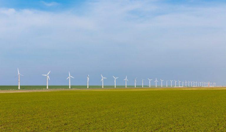 Windpark en herontwikkeling: afwikkeling opstalrecht