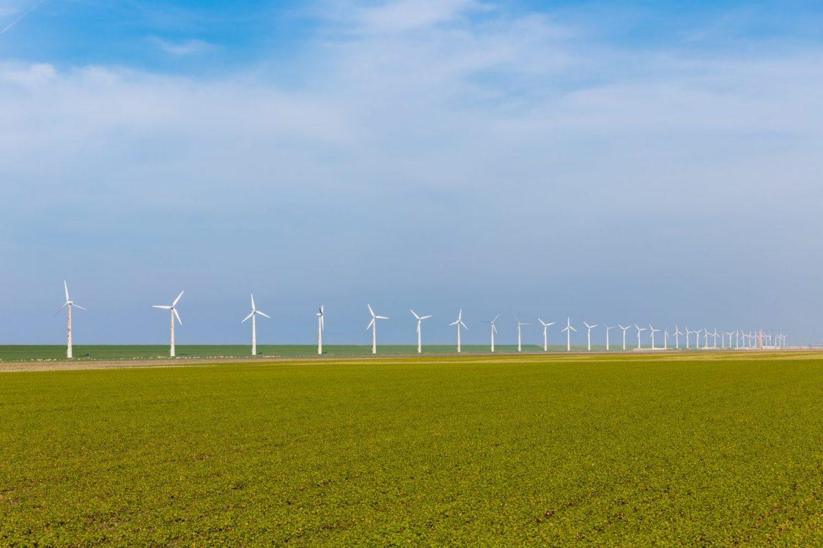 Windpark windenergie opstalrecht windturbine