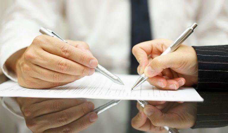 De vaststellings-overeenkomst