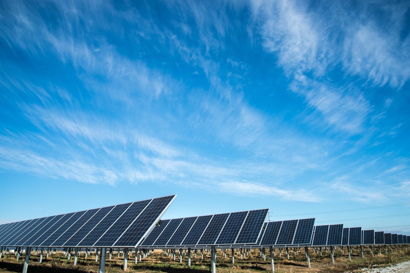 vergunning zonnepark, zonne-energie, solar